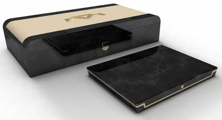 Luvaglio London - самый дорогой ноутбук в мире, стоимостью $1'000'000