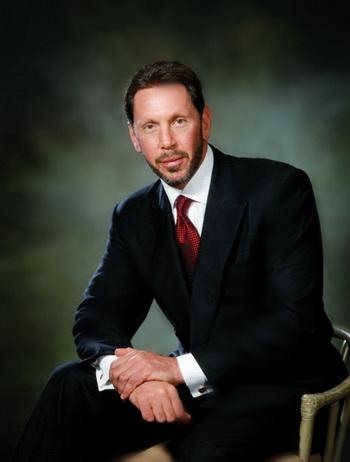 Лоуренс Джозеф Эллисон (Ларри Эллисон) - глава корпорации Oracle