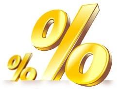 Сложный процент. Формула сложного процента для вклада. Расчет сложных процентов