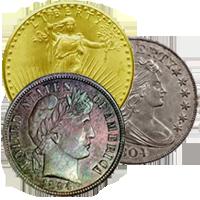 Cамые дорогие монеты в мире
