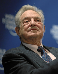 Джордж Сорос - человек, нагнувший Банк Англии