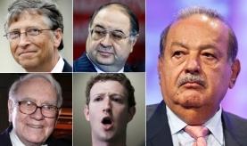 Рейтинг Forbes 2012: новый список богатейших людей планеты