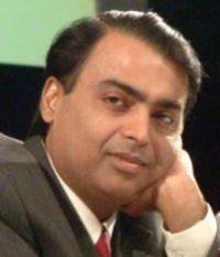 Мукеш Амбани самый богатый человек в Индии