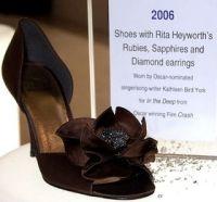 Самые дорогие туфли в мире