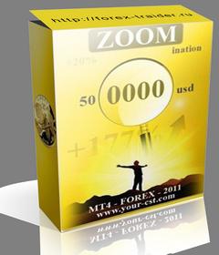 ZOOMination - простой помощник со стабильным трейдингом