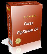 Основные рекомендации по применению Форекс-советника PipStrider