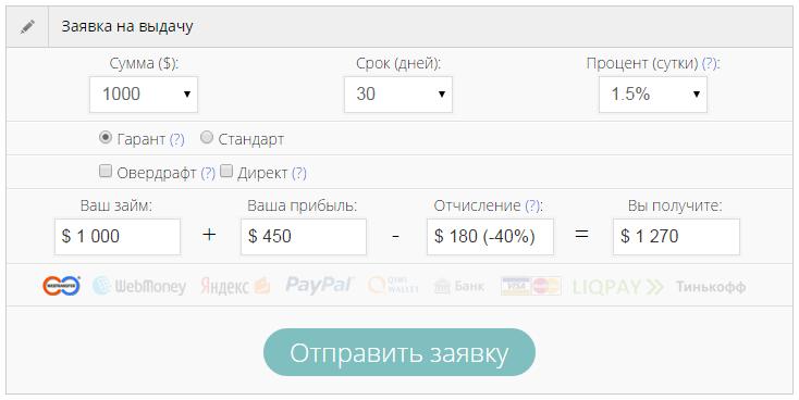 Обзор и отзывы о проекте Webtransfer finance